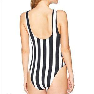 Volcom Stripe Club 1 Piece Swimsuit